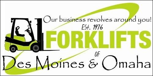 Forklifts of Des Moines and Forklifts of Omaha