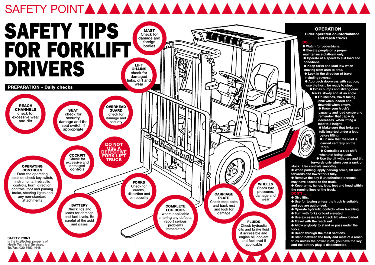Clarklift DBA: Forklifts of Des Moines and Forklifts of Omaha