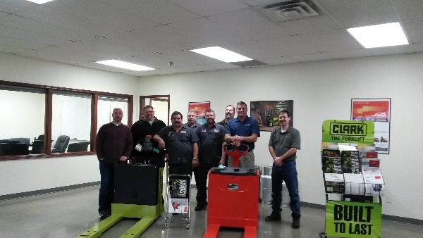Forklifts Team