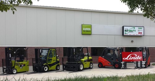 Forklifts of Omaha